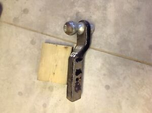 HEAVY DUTY TRAILER HITCH BAR & BALL MOUNT