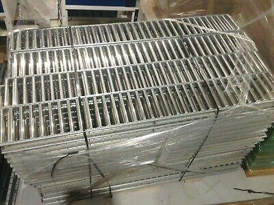 Unex 98 Series Span-track Gravity Flow Rack Conveyor Shelving 9.5x66.5