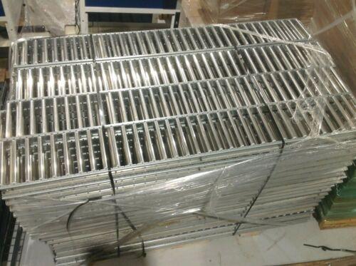 "UNEX 98 Series Span-Track Gravity Flow Rack Conveyor Shelving 9.5""X66.5"""