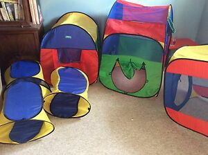 Pop up tents play house indoor kids daycare