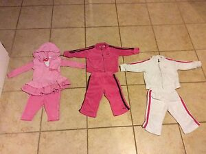 Baby Girl Outfits (Puma, Juicy Couture, Nicole Miller, Carters)