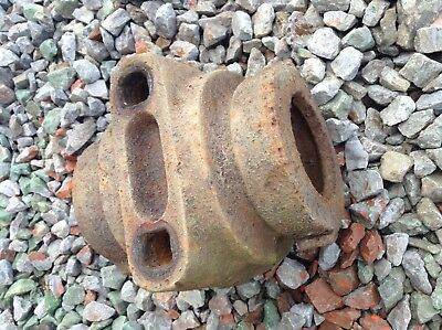 504110 - A Used Bearing Cap For A King Kutter 4-12 5-12 6-12 Disc Harrows