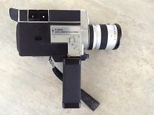 Canon Auto Zoom 814 Electronic Super 8 Movie Camera Ellenbrook Swan Area Preview