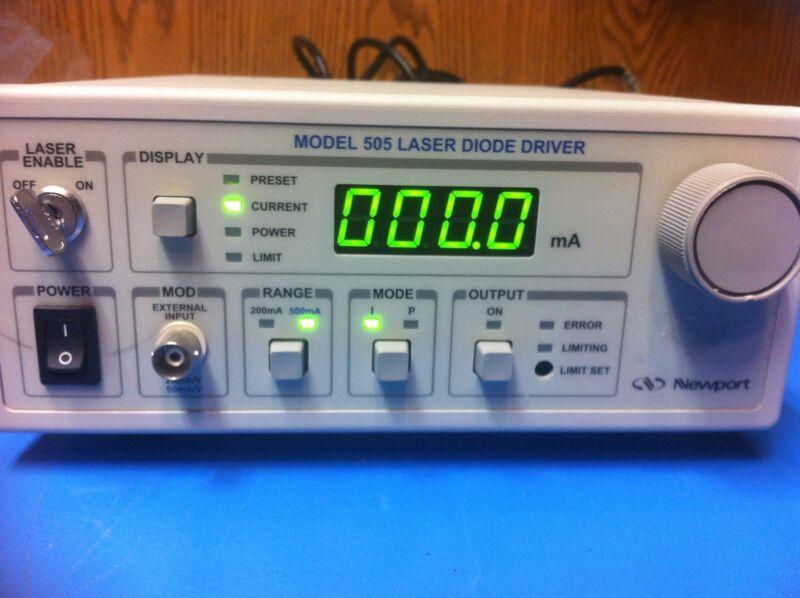 NEWPORT 505 Laser Diode Driver