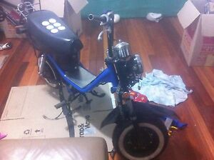 Yamaha chappy 1978 and a 1975 Rochedale Brisbane South East Preview