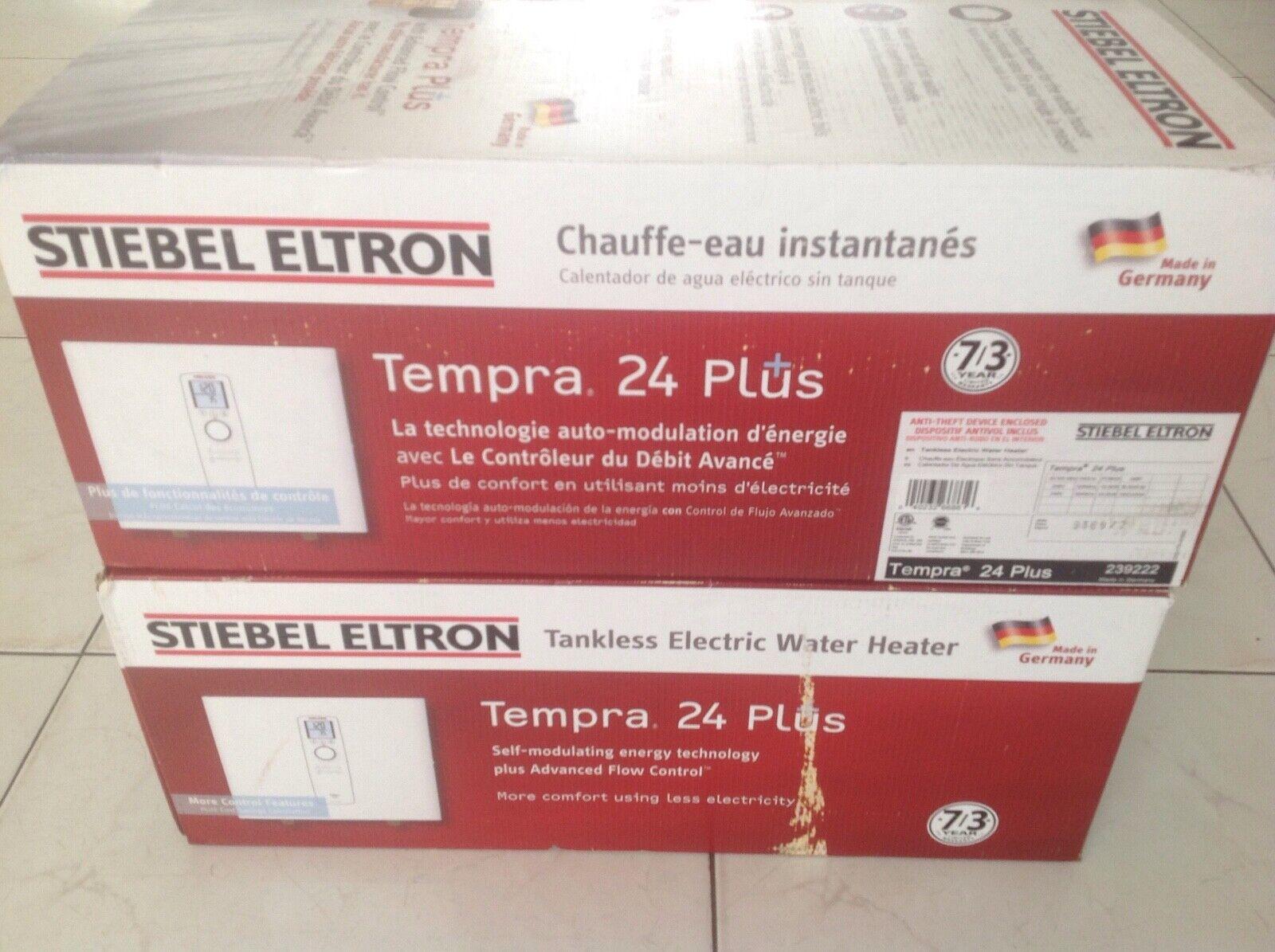 Stiebel Eltron Tempra 24 Plus Tankless Electric Water Heater