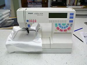 pfaff creative 7570 sewing machine