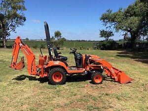 Kubota tractor BX25 Noorat Corangamite Area Preview