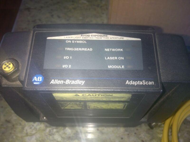 Allen-Bradley AdaptaScan 2755-SN5 Transducer  Transmitter Scaner +Progm Cable