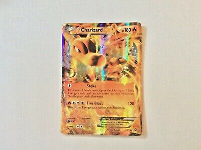 POKEMON CHARIZARD EX PROMO XY 29 & CHARIZARD GX PROMO SM 195