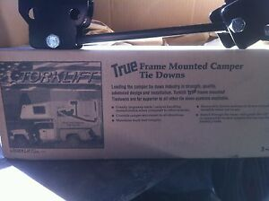 Camper bars new in box