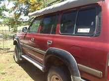 80 Series Land Cruiser Wagon Stockinbingal Cootamundra Area Preview