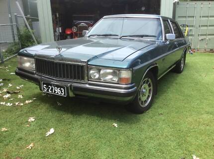 1984 Holden Statesman Sedan Booval Ipswich City Preview