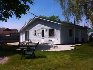 Lake Erie 4 bedroom cottage for rent