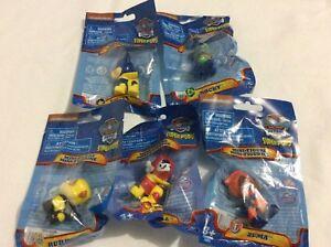 Paw Patrol toy figurines