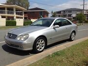 Mercedes Benz CLK low klms Paradise Point Gold Coast North Preview