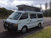 Toyota Hiace Poptop Campervan Evans Head Richmond Valley Preview