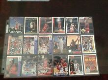 Bulk lot Michael Jordan and Shaq NBA cards Wollongong 2500 Wollongong Area Preview