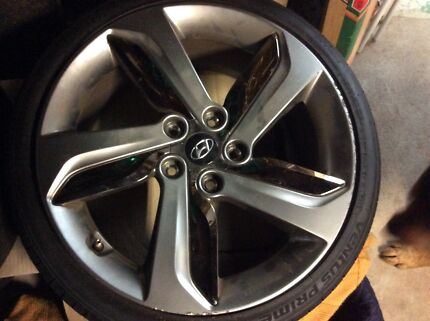 Hyundai Veloster turbo tyres/rims Forestville Warringah Area Preview