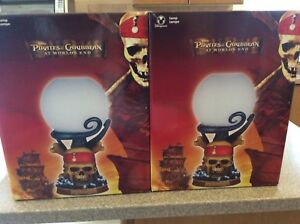Disney Collection: Pirates of the Caribbean Lamps
