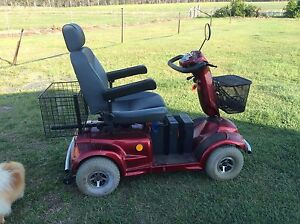 Mobility scooter Bucca Bundaberg Surrounds Preview