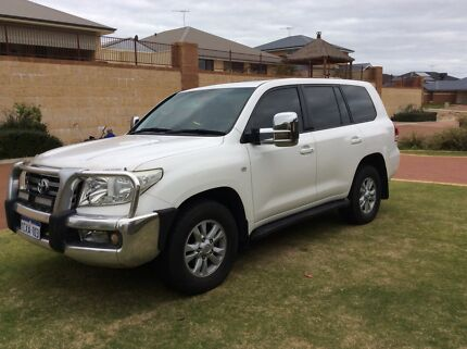 Toyota Landcruiser VX  Baldivis Rockingham Area Preview