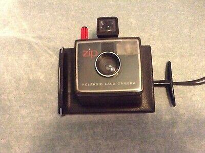 Ancien appareil photo polaroid ZIP