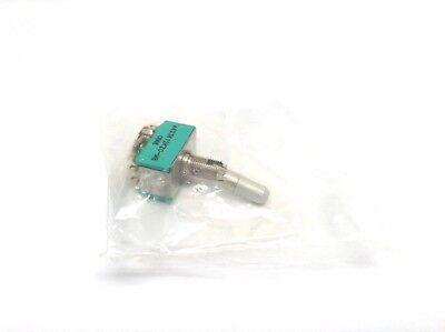 Electroswitch A423k12kzg-m8 Toggle Switch 4pdt 6a -125v Panel Mount 3a -250v