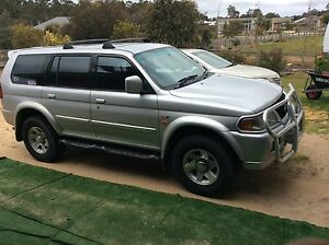 Mitsubishi challenger Cowaramup Margaret River Area Preview