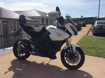 Triumph tiger 1050 se 2011 Kingston Kingborough Area Preview