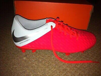 nike hypervenom 3 football boots fg bnib 7
