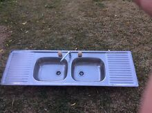 Stainless steel sink Miller Liverpool Area Preview