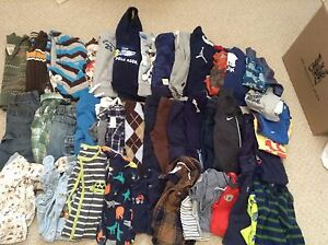 Boys brand name 9-12 month lot