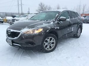 2015 Mazda CX-9 GS 5.8 Inch Display w/ Rearview Camera