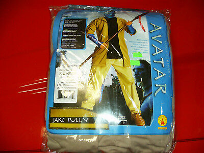 AVATAR JAKE SULLY MEN HALLOWEEN COSTUME X-LARGE * - Sully Costume For Men