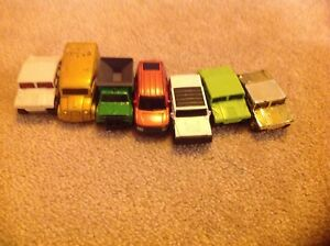 Hotwheels, matchbox model cars