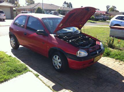 700$!! Holden barina 1997 1 month reg Blacktown Blacktown Area Preview