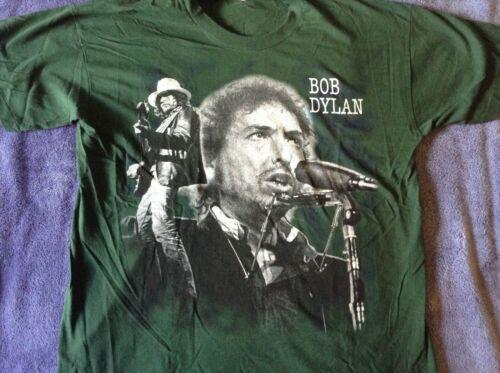 Bob Dylan 2002 Europe Tour T-Shirt - Never Worn!