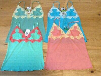 Honeydew Intimates Mesh Nightwear Camisole Adjustable Straps Size 8-10-12-14