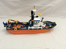 LEGO 7739 COAST GUARD CONTROL BOAT & TOWER Yanchep Wanneroo Area Preview