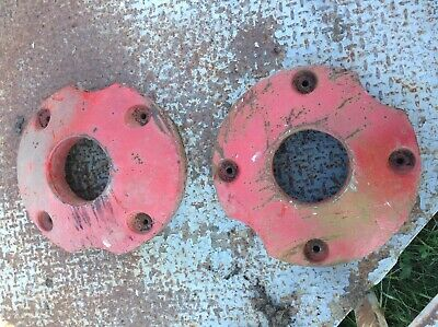 Farmall Cub International Cub And Cub Lo Boy Rear Wheel Weights