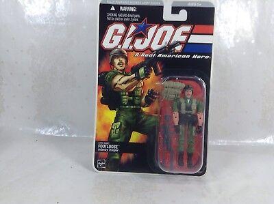 G.I. Joe Real American Hero Footloose Action Figure buy now or best (Best Gi Joe Figures)
