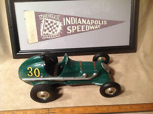 Roy Cox Thimble Drome Champion 1950's Miget Racer Very Rare early Model