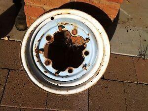 VW beetle wheels wide 5 5x205  14x6 Echuca Campaspe Area Preview