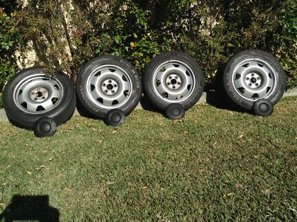 VW tyres & rims Broadmeadow Newcastle Area Preview