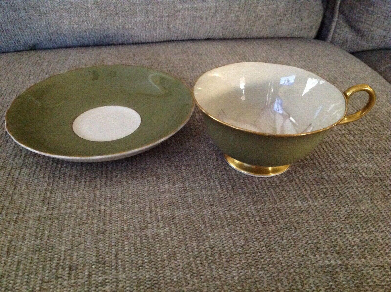 Vintage England Fine Bone China Tea Cup Saucer - $14.95