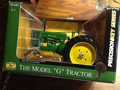 John Deere Model G Ertl Classic Traktor Trekker Schlepper Landwirt Farmer 1/16  ()
