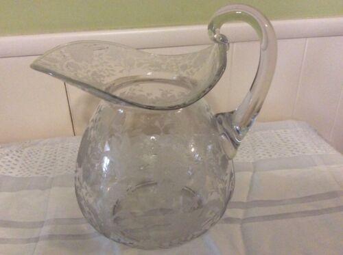 Cambridge Glass Co - Vintage