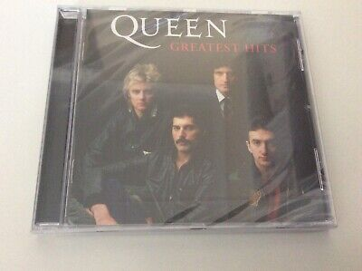 QUEEN.  GREATEST HITS DIGITAL REMASTERED CD NEW AND SEALED.  I1