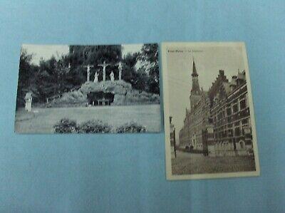 Vintage CPA :  lot de cartes postales BASSE-WAVRE état voir photos
